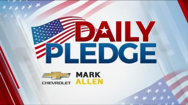 Daily Pledge: Rejoice Christian School 5th Grade Class