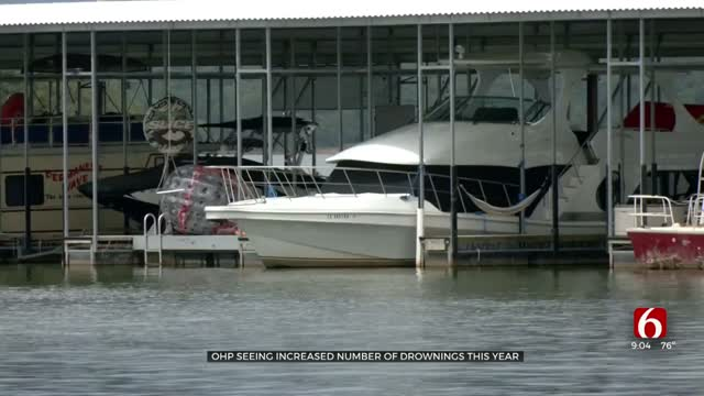 OHP Sees Increase In Number Of Drownings This Year