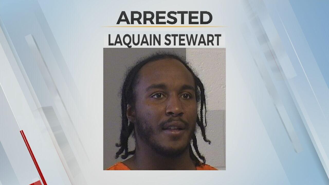 Tulsa Police Arrest Man Accused Of Sunday Morning Robbery, Rape