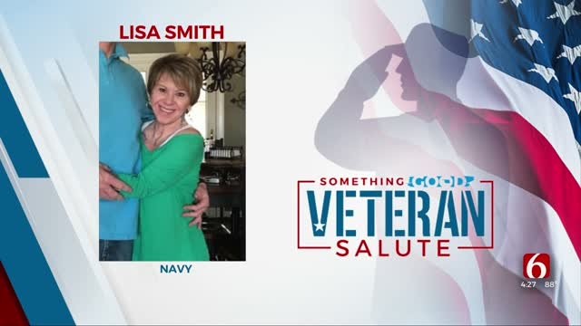 Veteran Of The Day: Lisa Smith