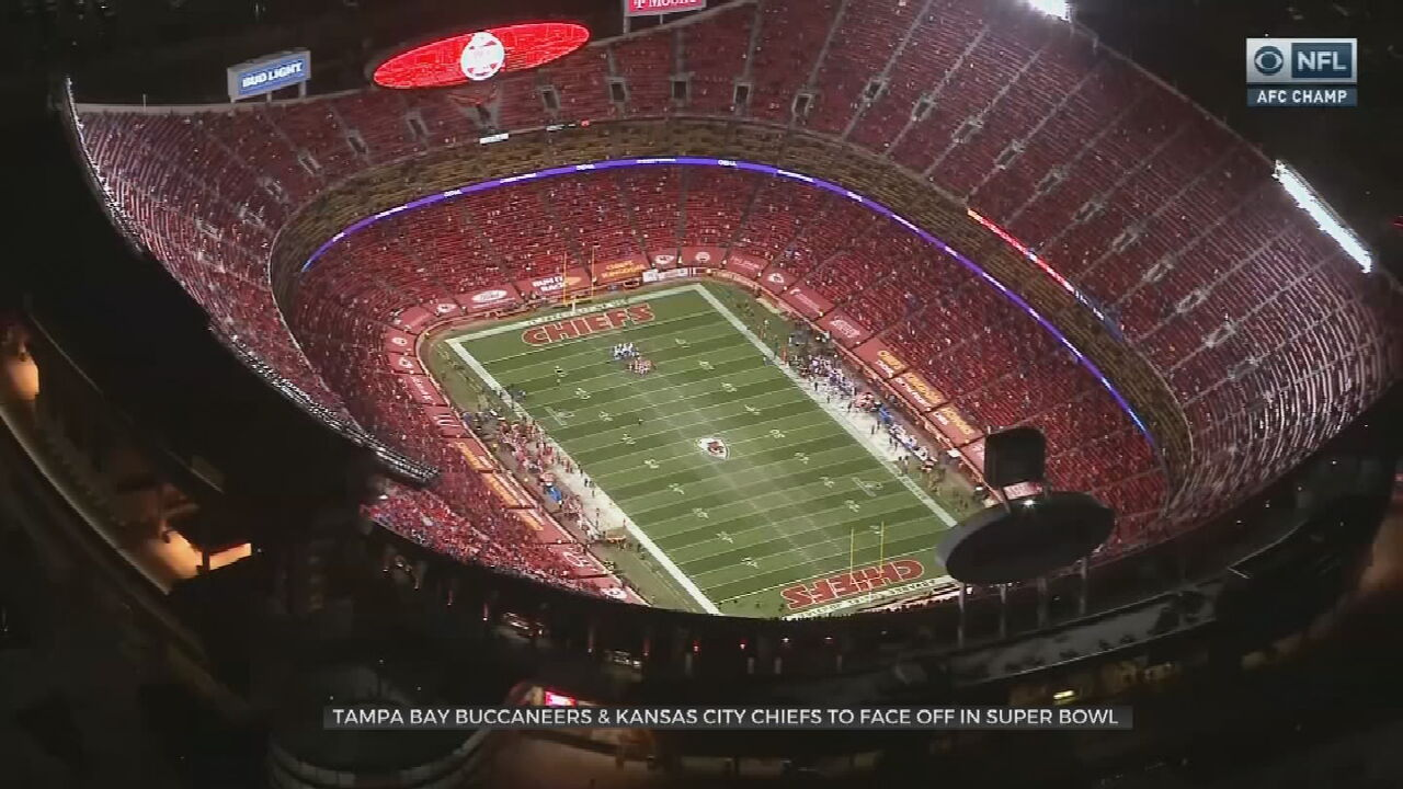 Tampa Bay Buccaneers, Kansas City Chiefs To Square Off In Super Bowl LV
