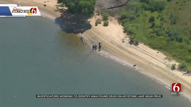 Investigators Working To Identify Man Found Dead On Keystone Lake