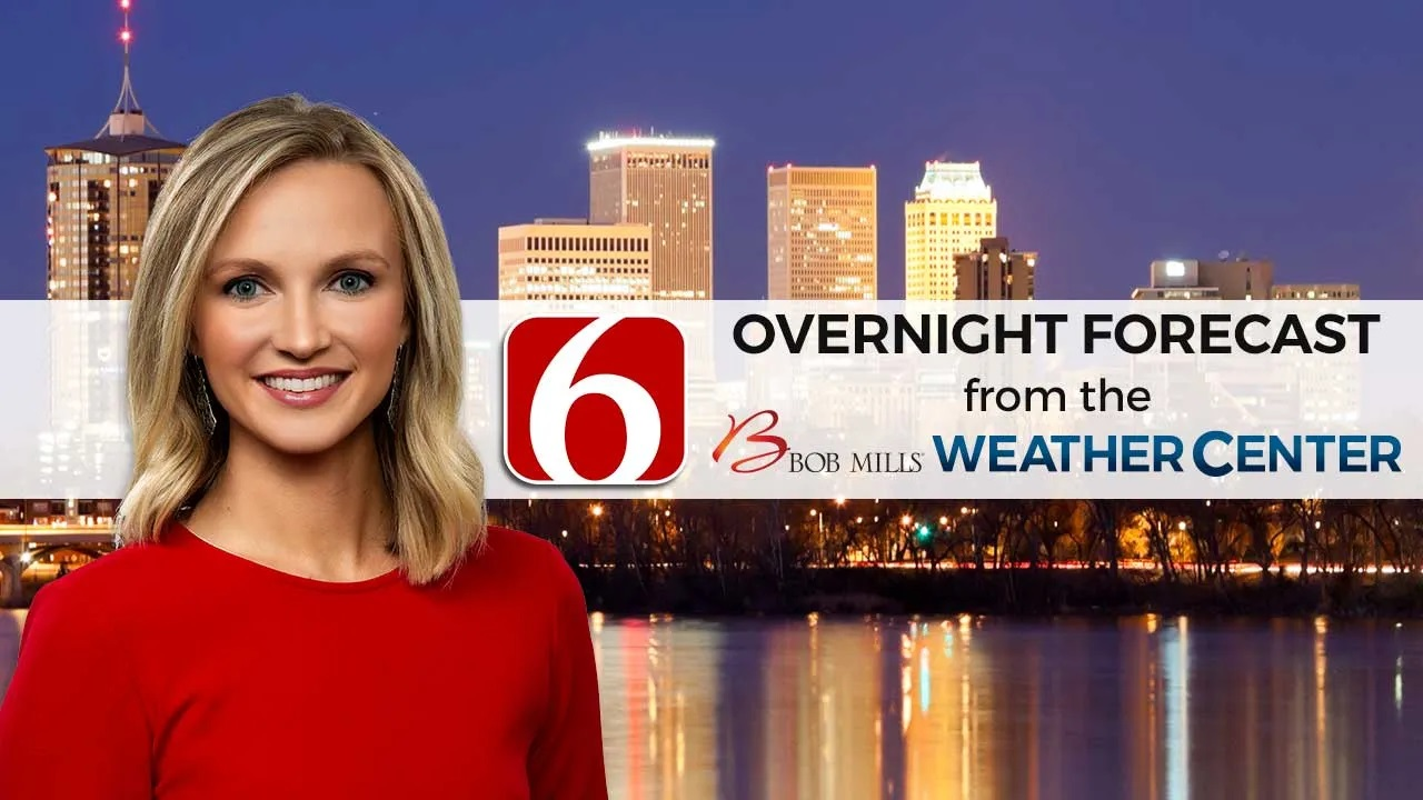 Forecast For Saturday With Stacia Knight