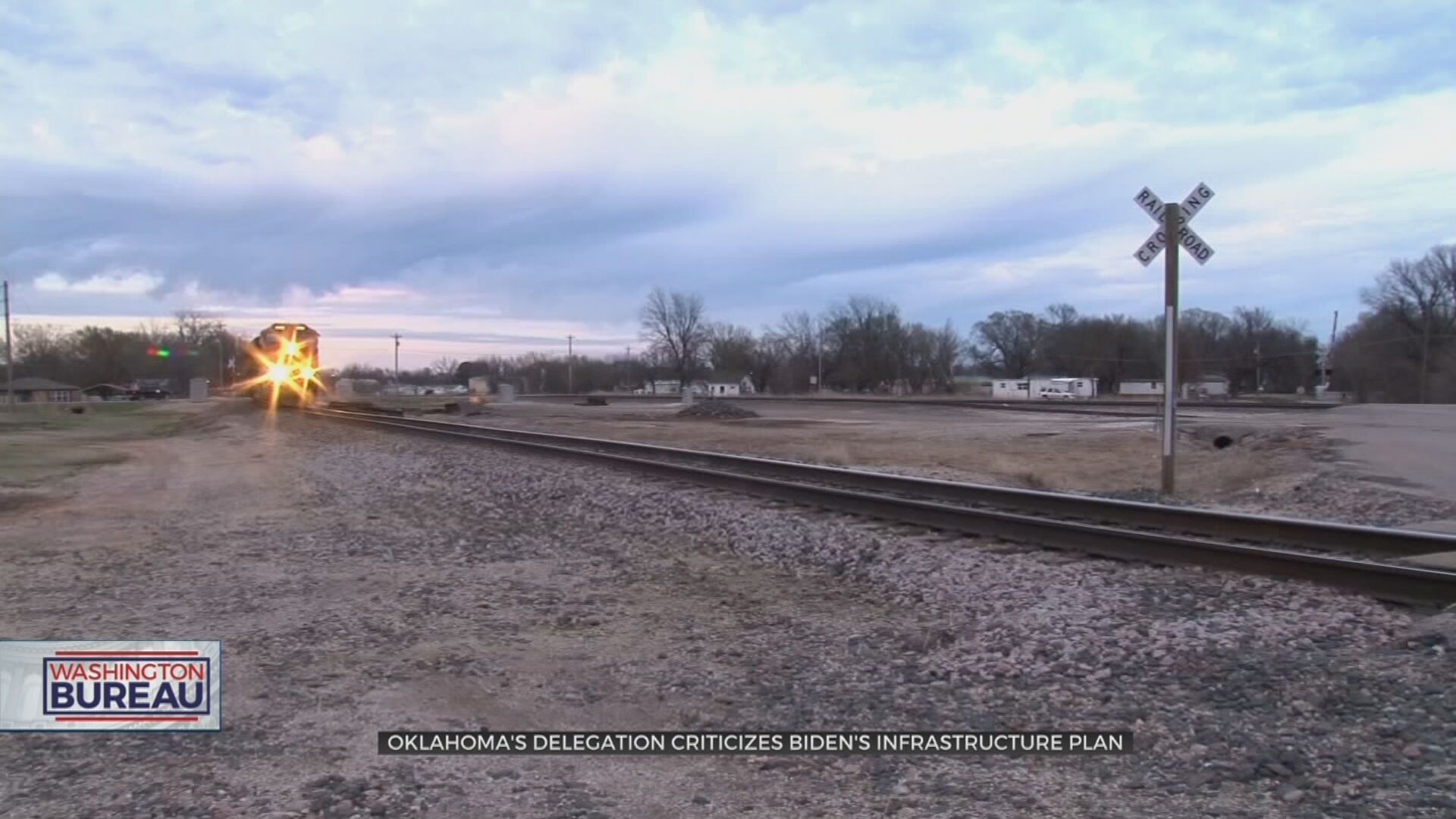 Proposed Infrastructure Plan Could Offer Oklahomans Expanded Access To Internet, Passenger Trains