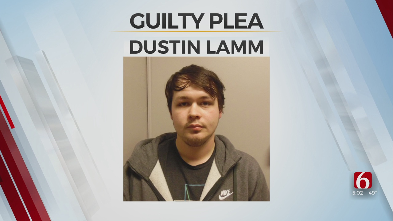 Major Co. Man Pleads Guilty To Killing His 2-Month-Old
