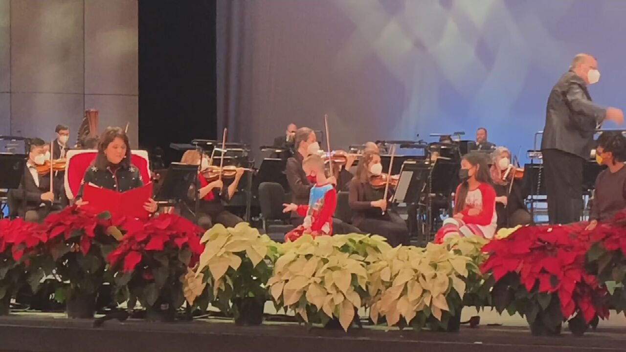 Tulsa Symphony, Griffin Communications Presenting 'Hometown Holiday' TV Special
