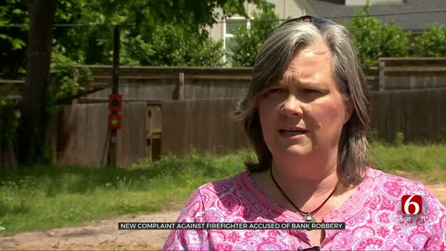 Woman Claims She Is Out $100,000 After Hiring Tulsa Fire Captain Who Was Arrested