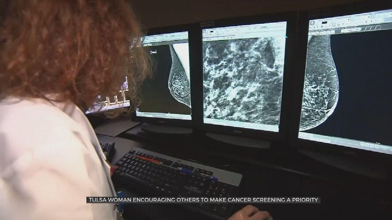 Broken Arrow Woman Delays Mammogram, Finds Cancer