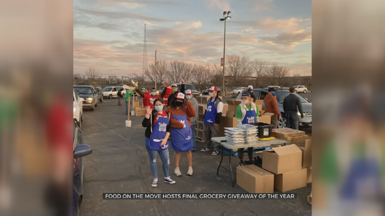 Food On The Move Hosts Final Giveaway Of 2020,