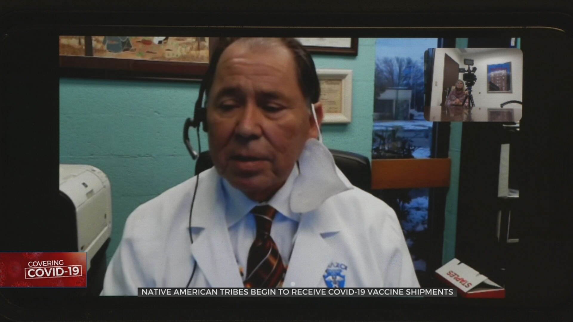 Native American Tribes Begin To Receive COVID-19 Vaccine Shipments