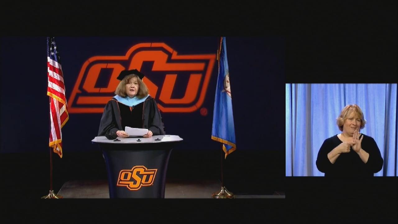 OSU-Tulsa Celebrates Students During Virtual Graduation
