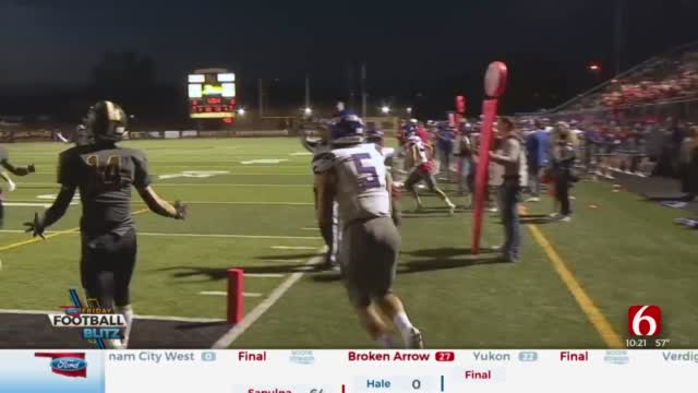 Bixby At Sand Springs Battle In Week 7