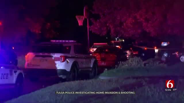 UPDATE: 1 Dead After Tulsa Home Invasion