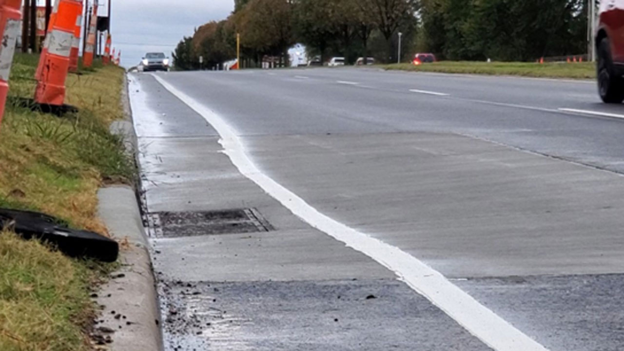 Drivers Complaining About Drainage Issues On Memorial Drive