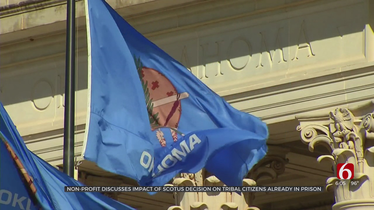 Oklahomans For Criminal Justice Reform Hold Roundtable On Tribal Sovereignty Ruling