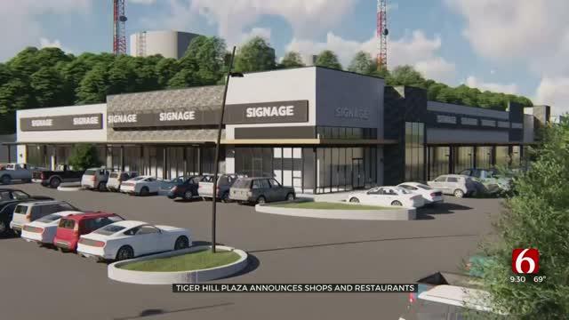 Tiger Hill Plaza Announces Restaurants, Shops