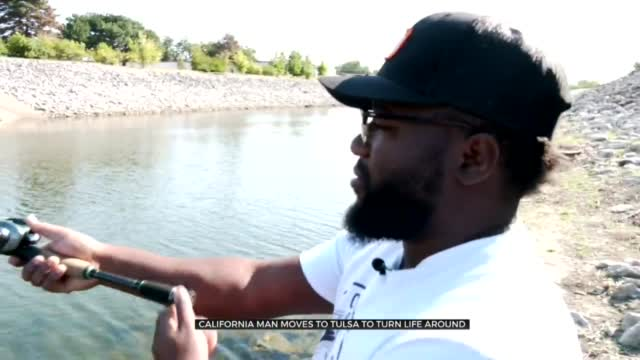 Airplane Mechanic Finds Solace In Fishing, Escaping Childhood Of Violence