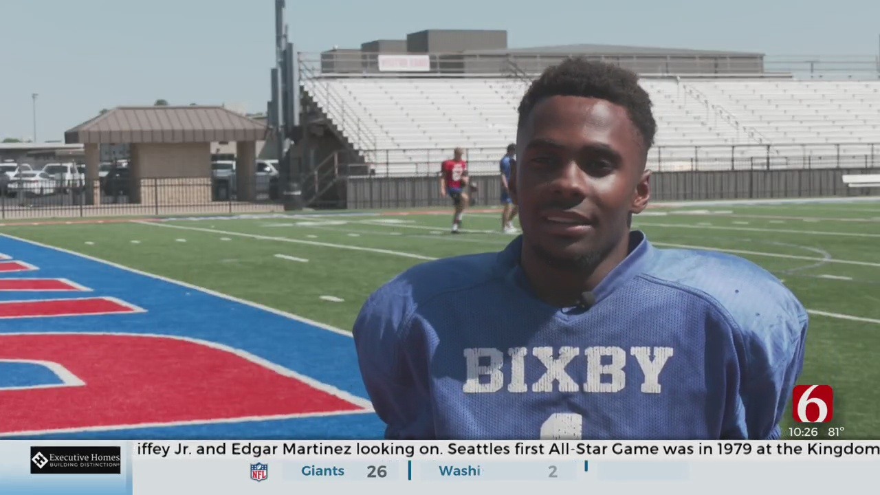 From Bixby To Stillwater, Presley Brothers' Bond Extends Beyond Football Field