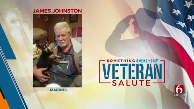Veteran Salute: James Johnston