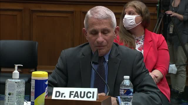 Dr. Fauci Says 'It Will Be When Not If' For A COVID-19 Vaccine