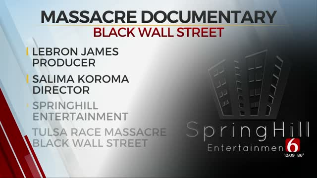 LeBron James Producing Documentary On Tulsa Race Massacre