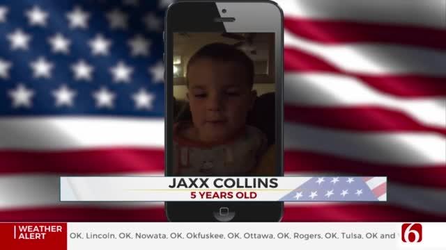 Daily Pledge: Jaxx Collins