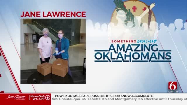 Amazing Oklahoman: Jane Lawrence