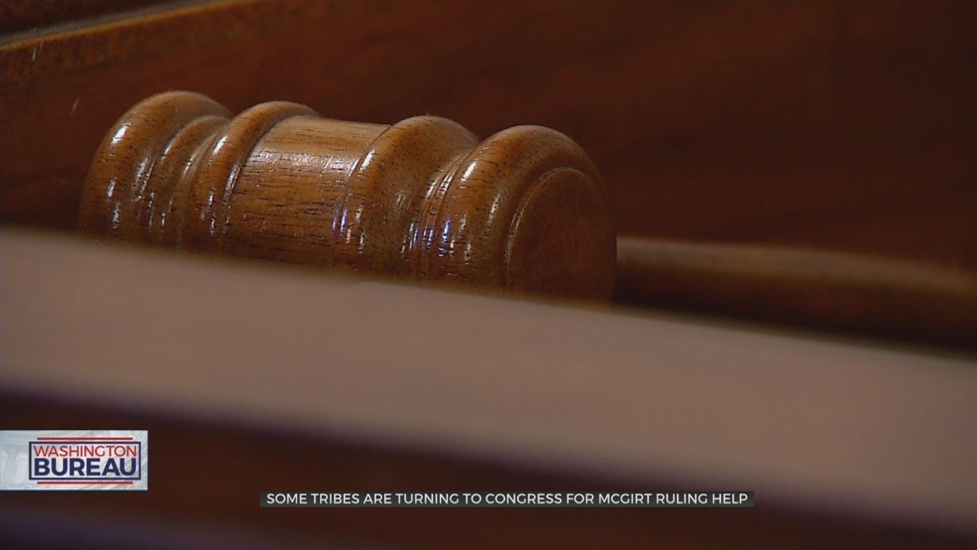 Some Oklahoma Tribes Seek Congressional Help Navigating Tribal Jurisdiction Ruling