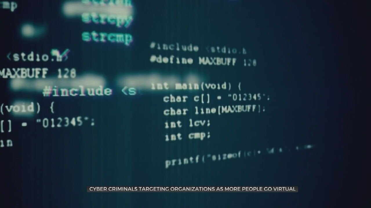 Cyber Ransomware On The Rise During The Pandemic, Officials Say