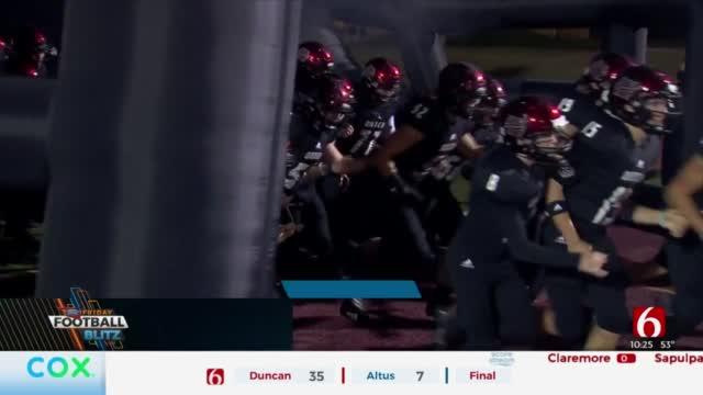 High School Football Roundup: Week 9
