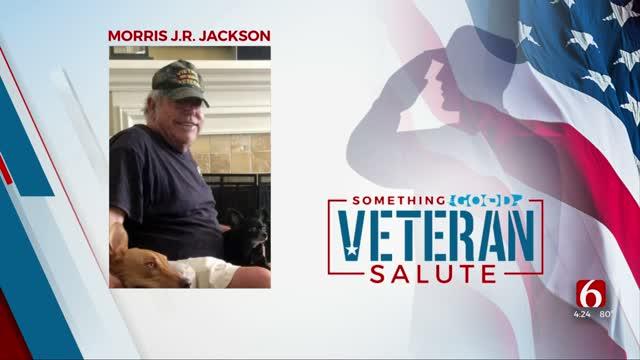 Veteran Of The Day: Morris J.R. Jackson
