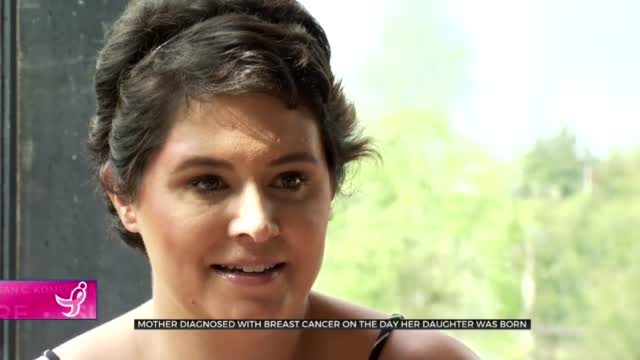 Breast Cancer And A Baby: An Oklahoma Mom's Look At Life-Changing Year