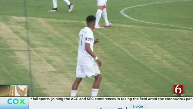 Long-Awaited FC Tulsa Home Opener Ends In Draw