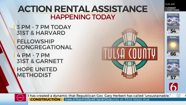 Tulsa County Organization Helping People with Rental Assistance