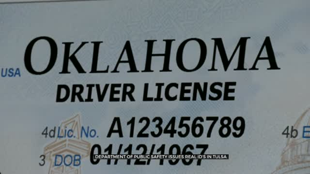 Real IDs Now Available In Tulsa Are Recommended, Not Required Yet