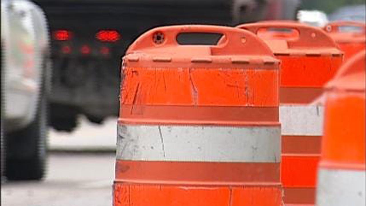 2 Road Projects To Begin In Tulsa County