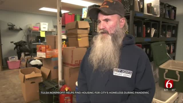 Tulsa Nonprofit Helps Find Housing For City's Homeless During Pandemic