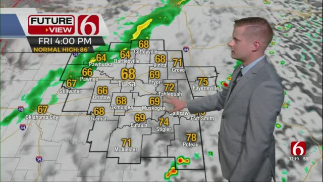 Afternoon Forecast With Sawyer Wells