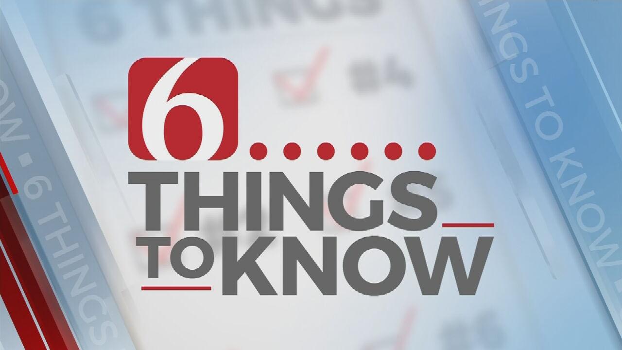 6 Things To Know (Nov 23): Presidential Turkey Pardon
