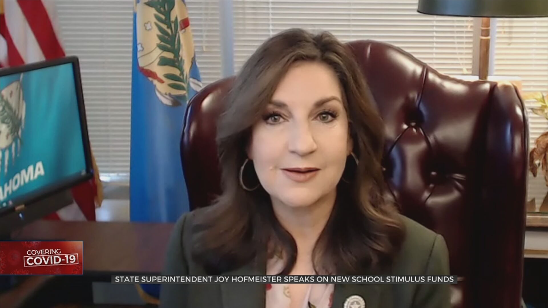 State Superintendent Speaks On New Stimulus Funds That Are Vital To School Districts