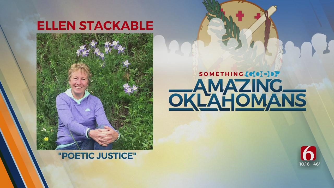 Amazing Oklahoman: Ellen Stackable