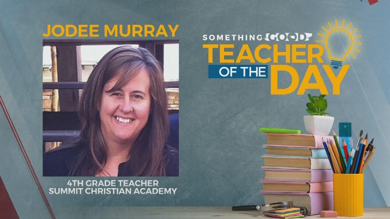 Teacher Of The Day: Jodee Murray