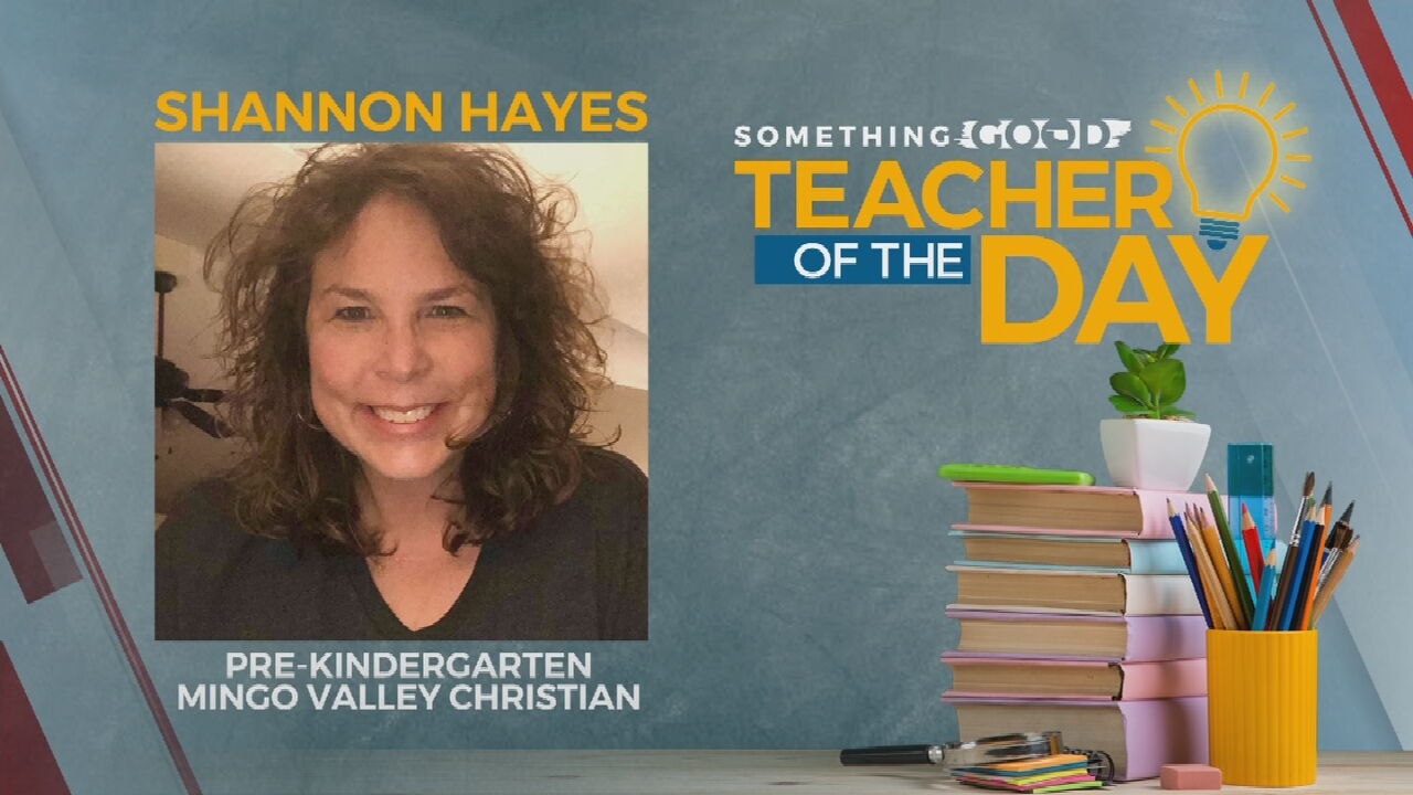 Teacher Of The Day: Shannon Hayes