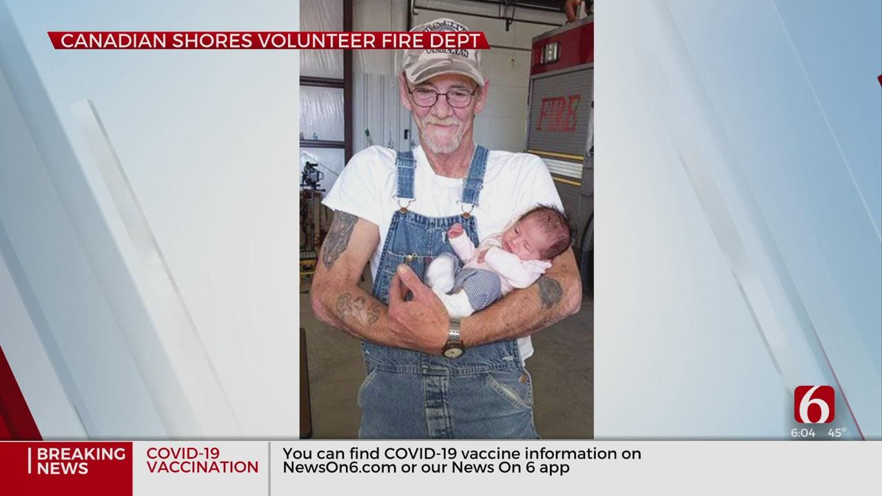 Retired Canadian Shores Volunteer Fire Department Captain Dies