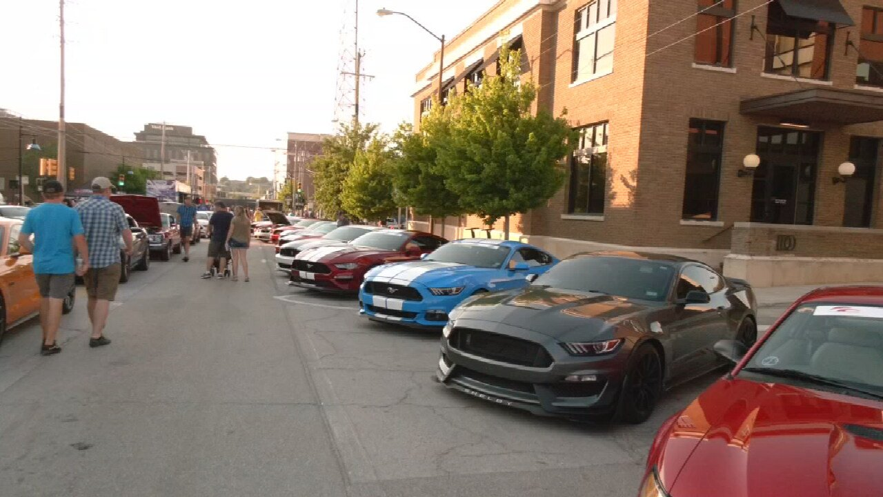 Mid-America Ford Shelby Nationals Car Show Continues