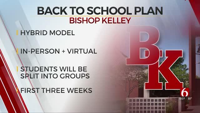 Bishop Kelley Announces Hybrid Model For Start Of School