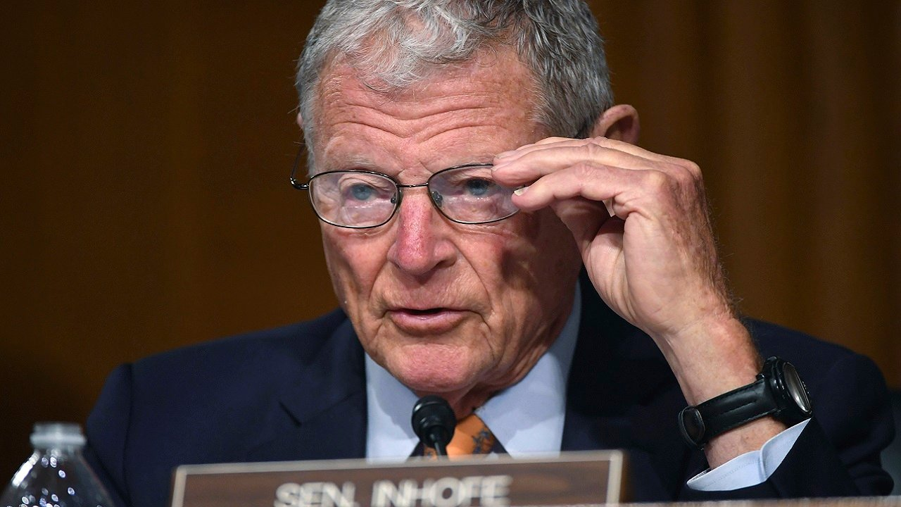 Sen. Jim Inhofe Looks Forward To Six More Years In Washington