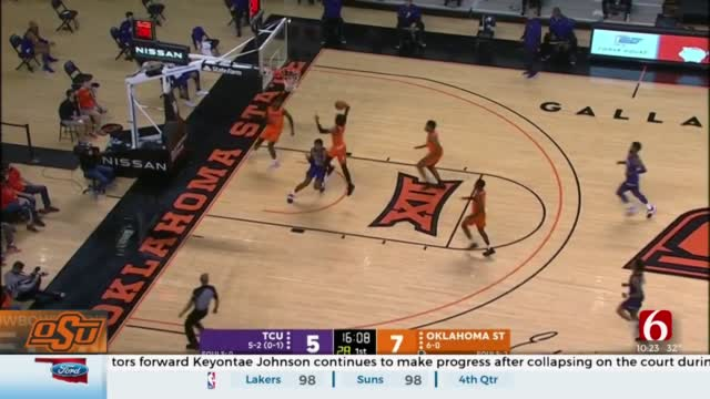 Cowboys Take Big 12 Opener Down To Wire, Fall To Horned Frogs