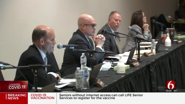 Broken Arrow City Council Discusses Possible Mask Mandate