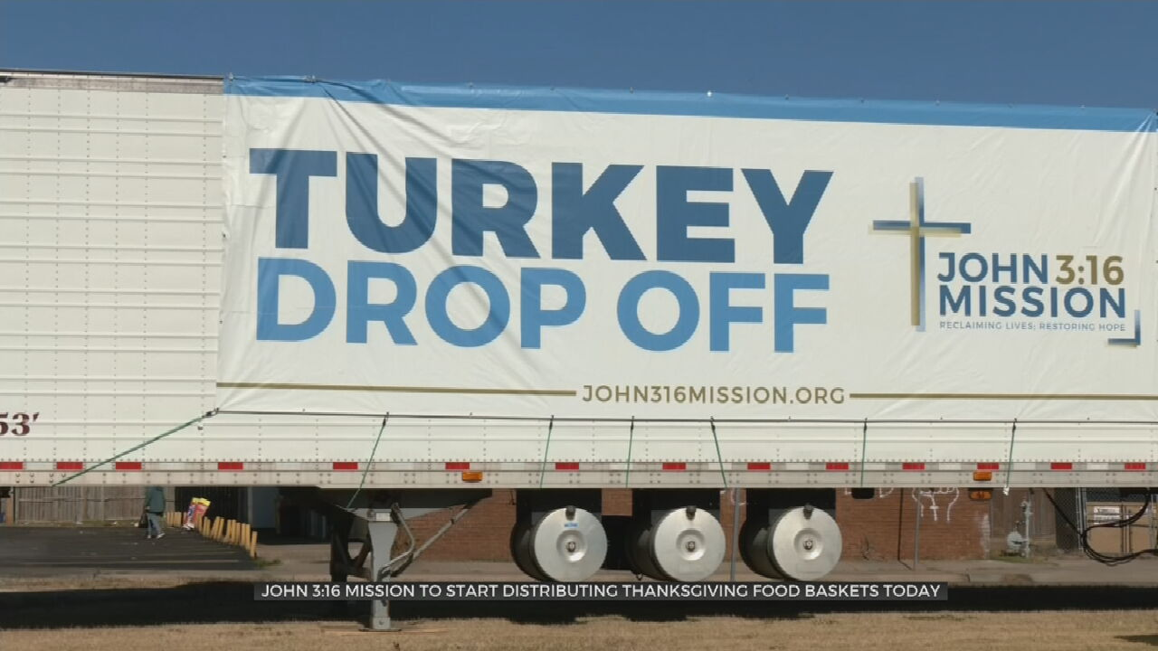 John 3:16 Mission In Need Of Food Donations Ahead Of Thanksgiving